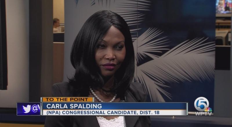 Carla Spalding