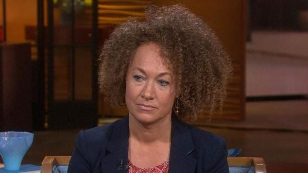 Rachel Dolezal is unemployed and almost homeless, but not apologetic
