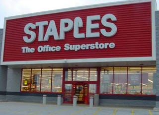 Illustration for article titled Staples Black Friday Ad Leaks, Some Decent Deals to Be Had