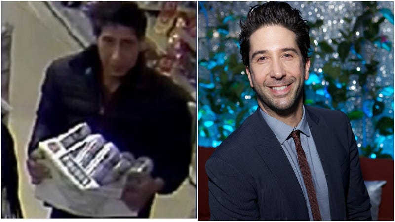 Illustration for article titled David Schwimmer did not steal any beer, unfortunately