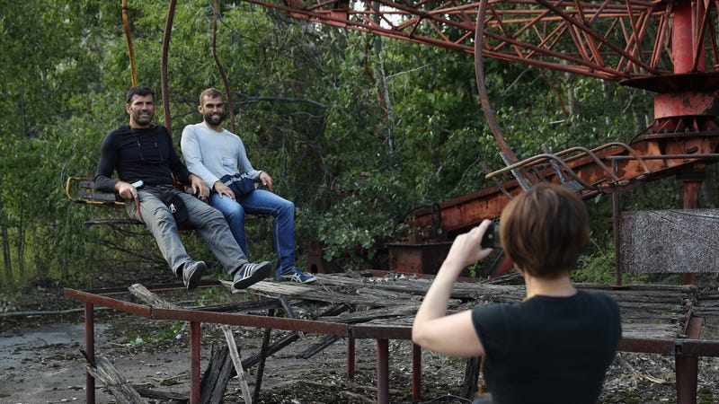 Illustration for article titled Creator of HBO's Chernobyl Asks People Not to Snap Embarrassing Photos at Disaster Site