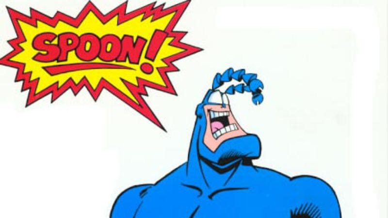 Illustration for article titled Amazon is resurrecting The Tick, but without Patrick Warburton