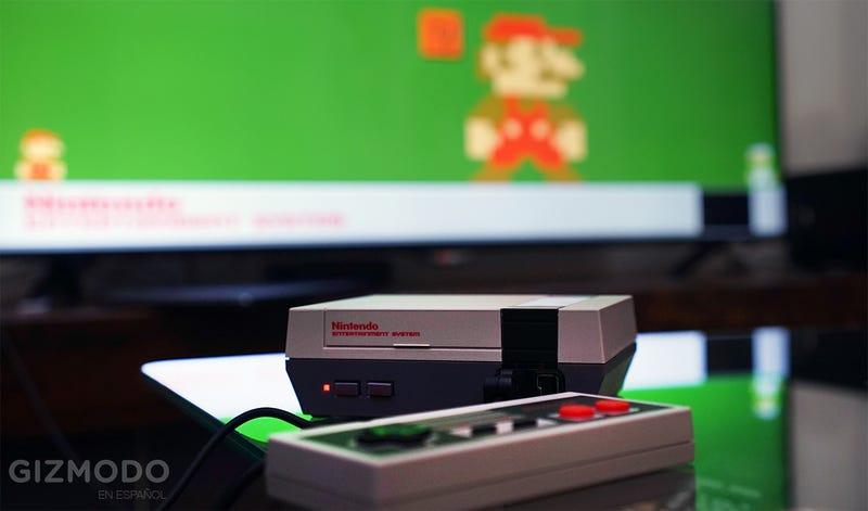 Illustration for article titled Todo lo que necesitas saber sobre la Nintendo Classic Mini antes de comprarla