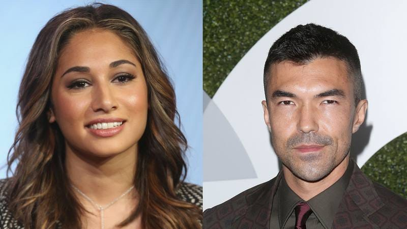Meaghan Rath and Ian Anthony Dale (Photos: Frederick M. Brown/Getty Images,  Jesse Grant/Getty Images)