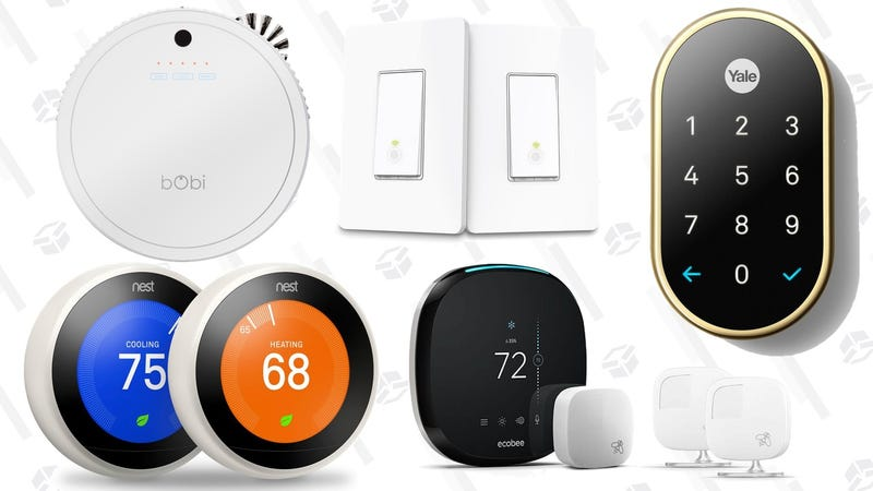 Smart Home Special Buy of the Day | Home Depot