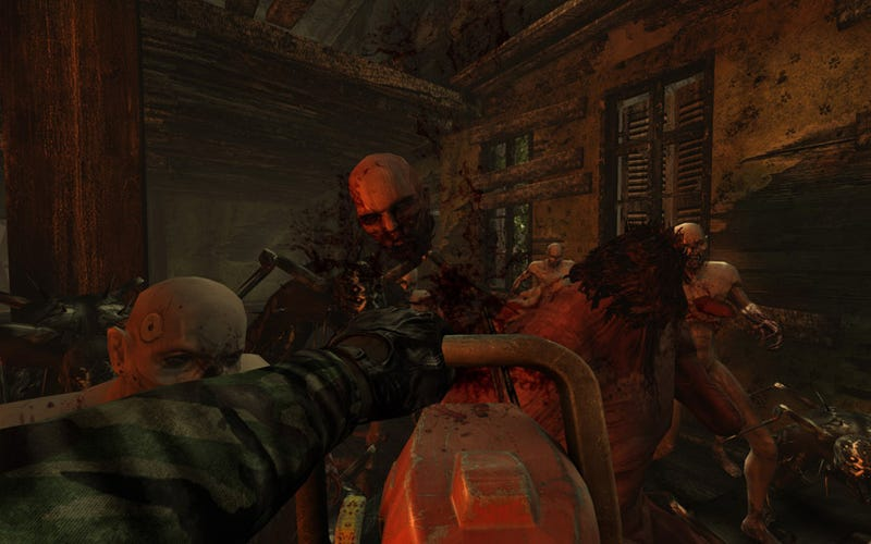 Illustration for article titled Killing Floor Preview: Holy Co-Op Survival Horror