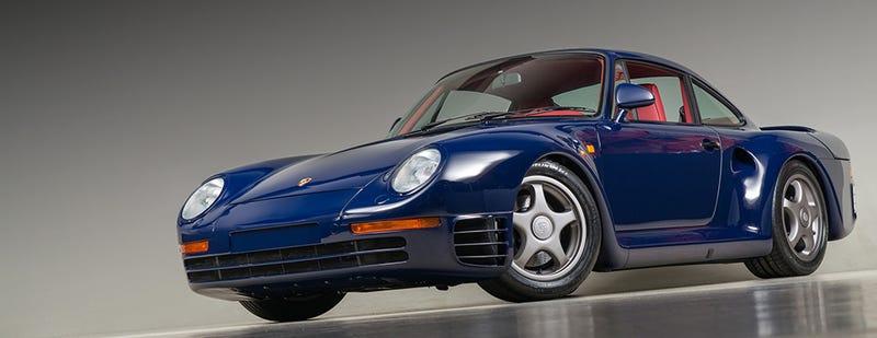 Illustration for article titled I Would Like To Spend Eleventy Billion Dollars On Canepa's 800 HP Porsche 959SC Restomod