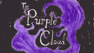 Illustration for article titled Webcomic Guide to the Apocalypse: M.P. Shiel's The Purple Cloud