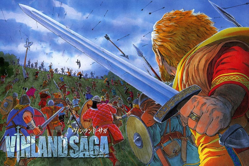 Illustration for article titled This Manga is as Hardcore as the Vikings