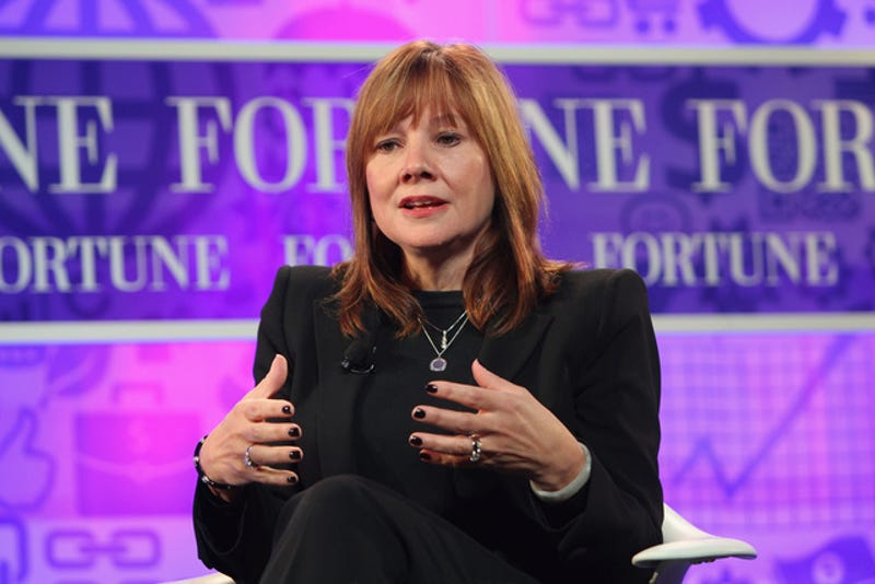 Illustration for article titled Mary Barra To Be Named CEO Of GM, First Female CEO Of U.S. Automaker