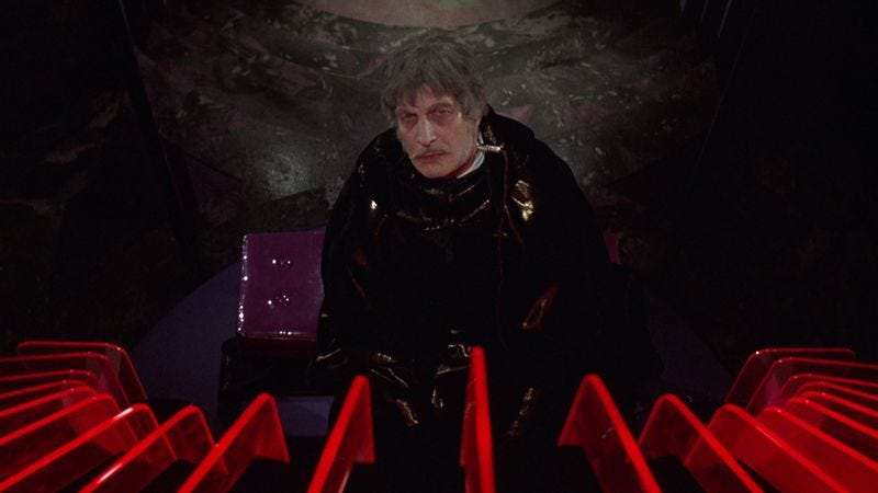 The Abominable Dr. Phibes (Image: Screengrab)