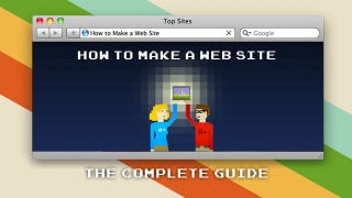 Illustration for article titled How to Make a Web Site: The Complete Beginner's Guide