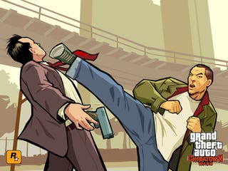 Illustration for article titled Frankenreview: Grand Theft Auto: Chinatown Wars