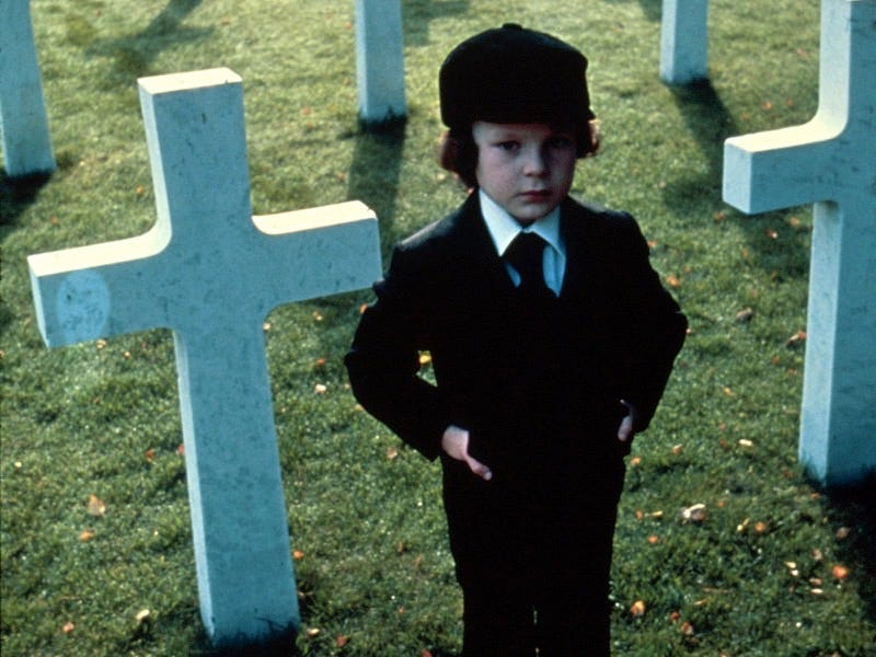 Illustration for article titled If the Prequel toThe Omen Isn't a Satanic Sex Ed Film, Why Bother?
