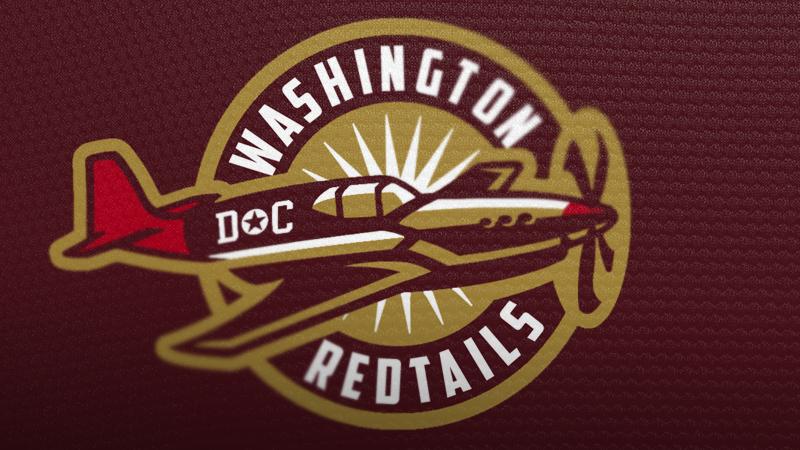 Illustration for article titled Photoshop Contest: Let's Rebrand The Washington Redskins