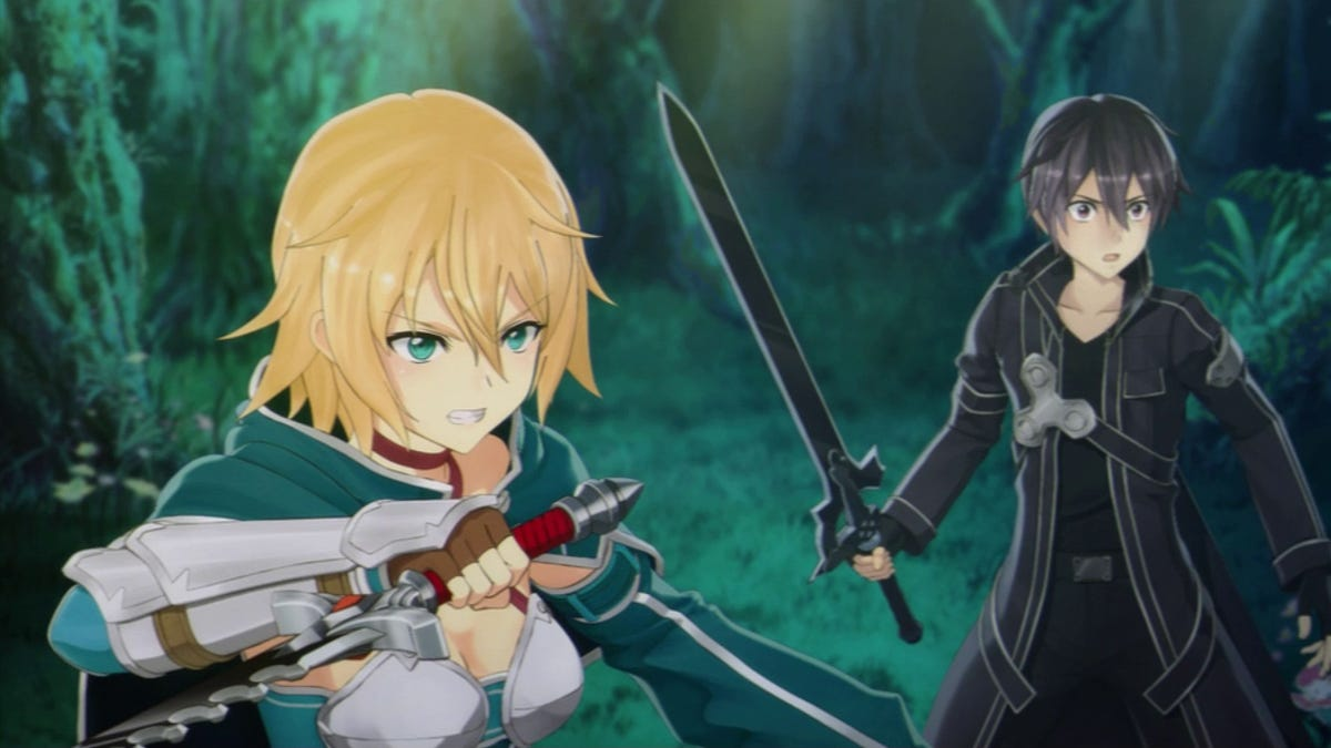 What You Need to Know Before Playing the New Sword Art Online Game