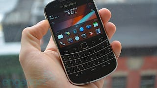 Illustration for article titled Wow! New Blackberry Bold Looks a Lot Like... Old Blackberry Bold
