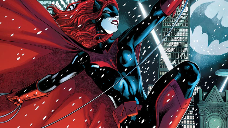 Illustration for article titled Batwoman's New Series Will Show Her Mysterious Past and Complicated Love Life