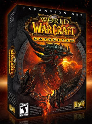 Illustration for article titled World Of Warcraft: Cataclysm Now Up For Pre-order