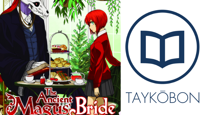 Illustration for article titled The Ancient Magus' Bride Vol. 1 - Manga Review