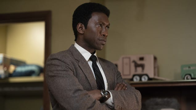 Mahershala Ali is... the True Detective