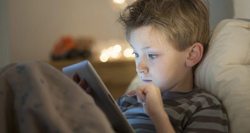 Illustration for article titled Tu próxima tableta Android podría reconocerte por cómo la tocas