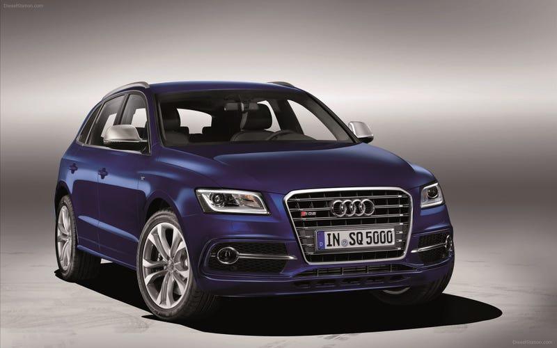 Your pick: Alpina XD3, Audi SQ5 or 535xd?