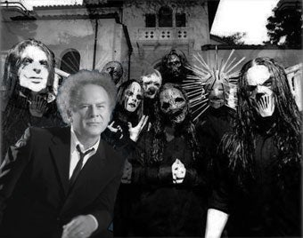 Illustration for article titled Rock Band Next Week: Slipknot And Garfunkel
