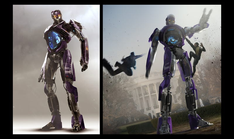Illustration for article titled Killer Concept Art For X-Men: Days Of Future Past's Sentinels
