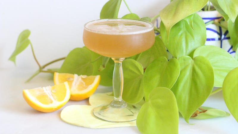 Illustration for article titled Inject Some Sunshine Into Your Weekend With This Sunny Rum Drink