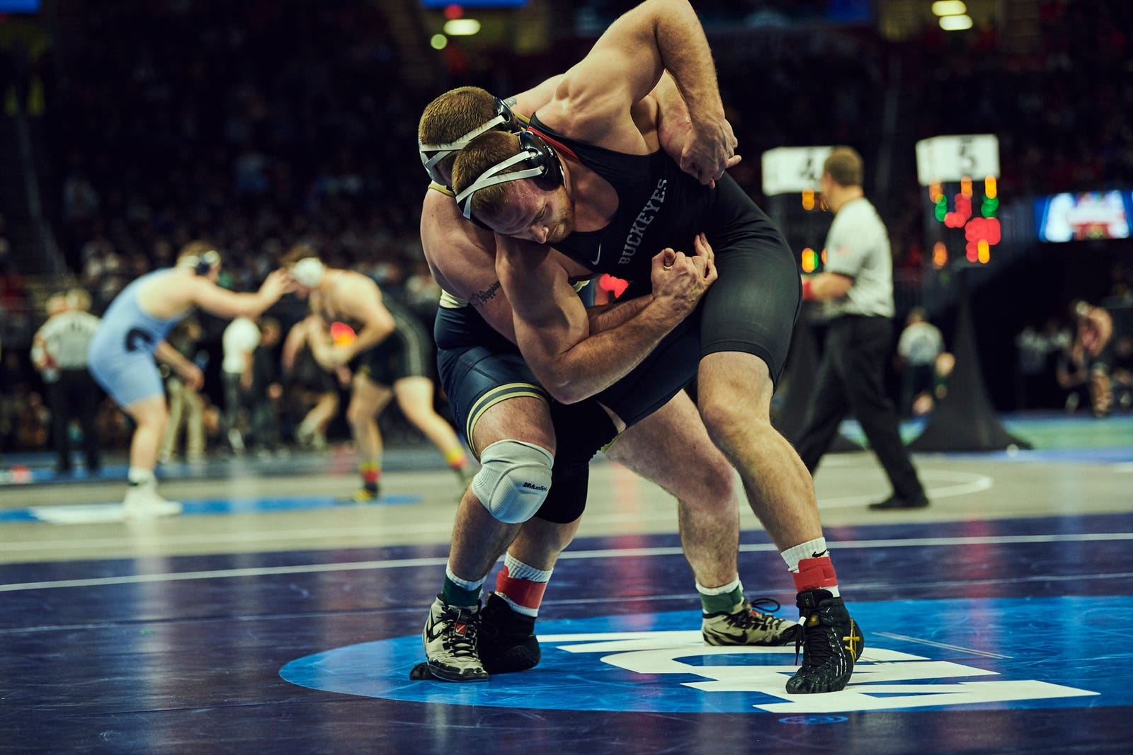 Kyle Snyder Is The Perfect Wrestler