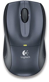 Illustration for article titled Logitech V450 Laser Cordless Mouse for Notebooks