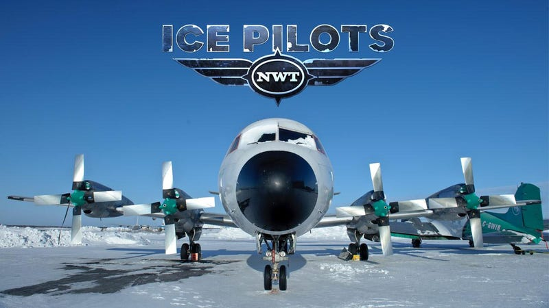 Illustration for article titled Can someone explain Buffalo Airways Fleet to me?