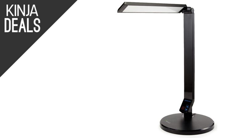 Illustration for article titled Light Up Your Office With This Cheap LED Desk Lamp