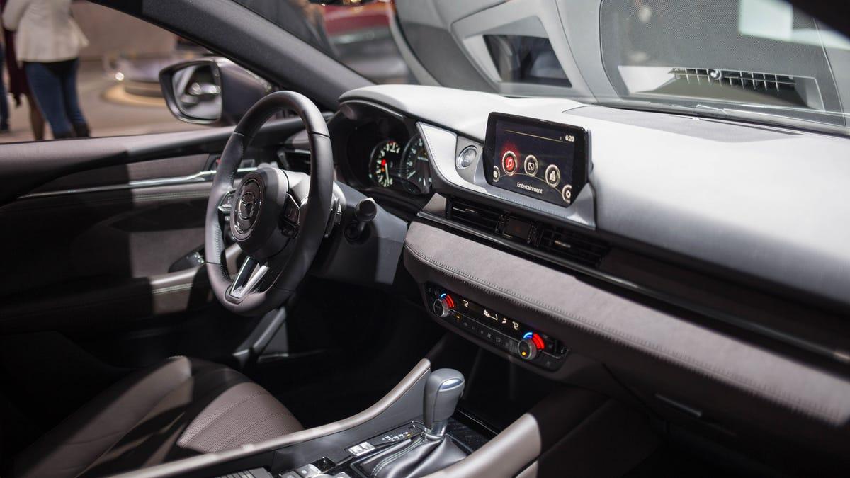 Analog Clocks In Cars Good
