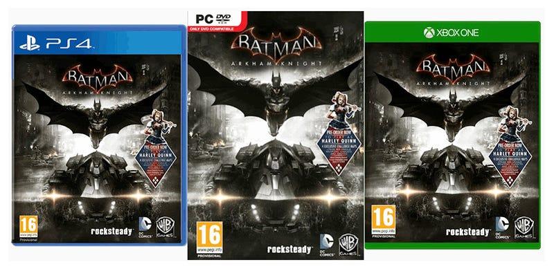 Illustration for article titled Primeros detalles sobre Arkham Knight, el próximo juego de Batman