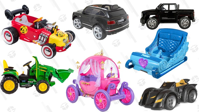 Ride-On Toys at Walmart