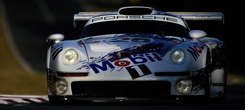 Illustration for article titled How Porsche Killed The Last Great GT Racing Era At Le Mans