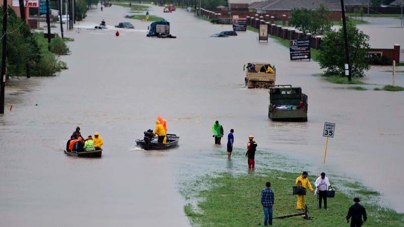 Ways to donate to Hurricane Harvey victims
