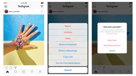 Instagram No Longer Notifies People If You Screenshot Their