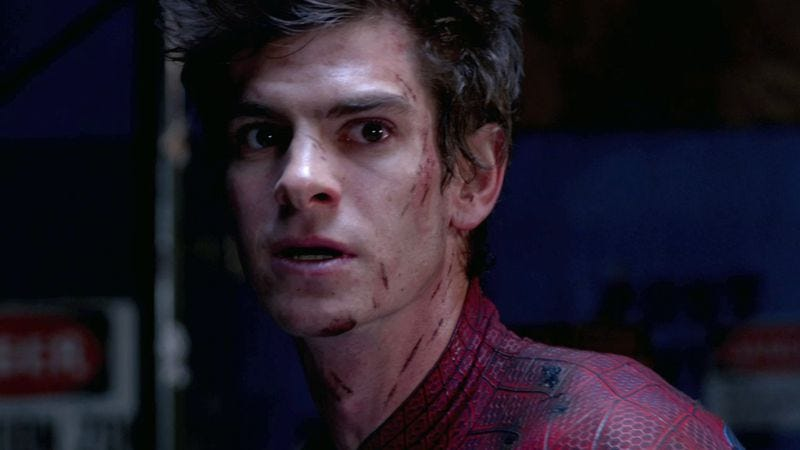 Illustration for article titled Andrew Garfield says the studio cut the good parts of The Amazing Spider-Man 2