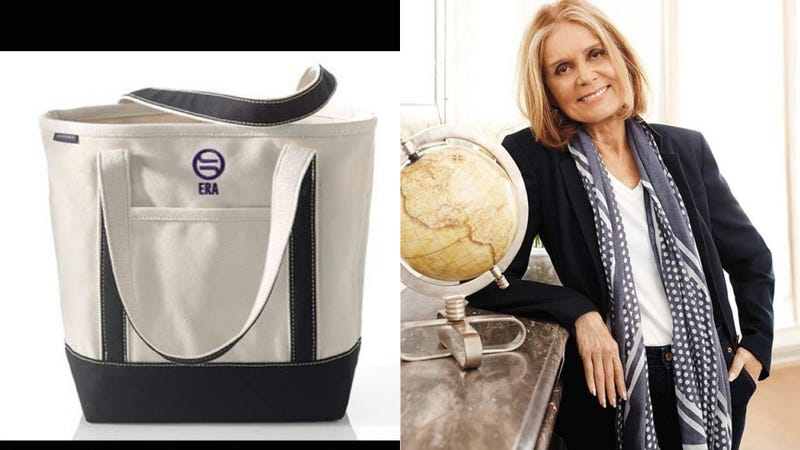 Illustration for article titled Lands' End Apologizes for Featuring Gloria Steinem, Pulls Fund for Women's Equality Donations