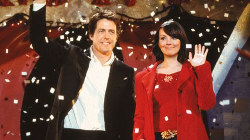 Illustration for article titled Love Actually writer is crafting a mini-sequel for charity
