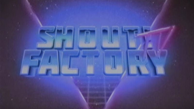 Illustration for article titled Shout! Factory TV is streaming five cult classics in glorious VHS today