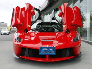 Illustration for article titled Want a LaFerrari Now? Get Yours From Japan!