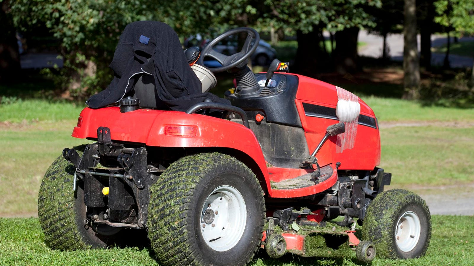 Lawn Mower Injured In Rand Paul Attack Returns To Work