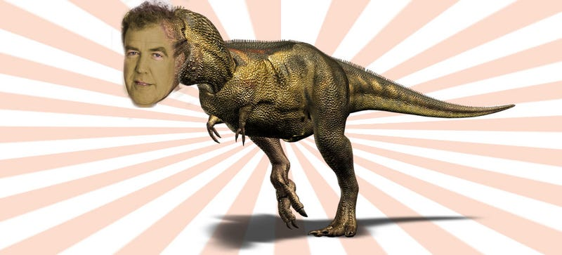 Illustration for article titled Jeremy Clarkson Hints At The Death Of Top Gear With Dinosaur Metaphors
