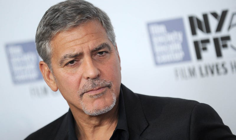 Illustration for article titled George Clooney Criticizes Oscar Diversity, Does Not Make Diverse Films