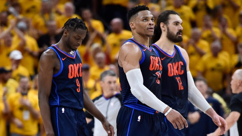 Oklahoma City Thunder Have The Most Expensive NBA Roster Ever 2c7bbc178da