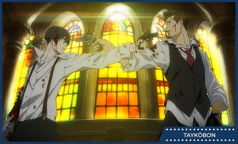 Illustration for article titled 91 Days - Anime Series Blog [12/12]